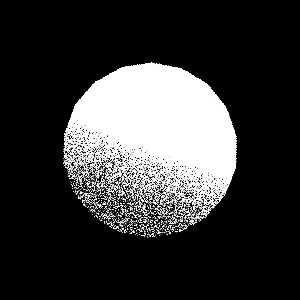 transparent circle