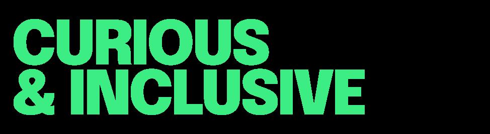 Curious & Inclusive Image